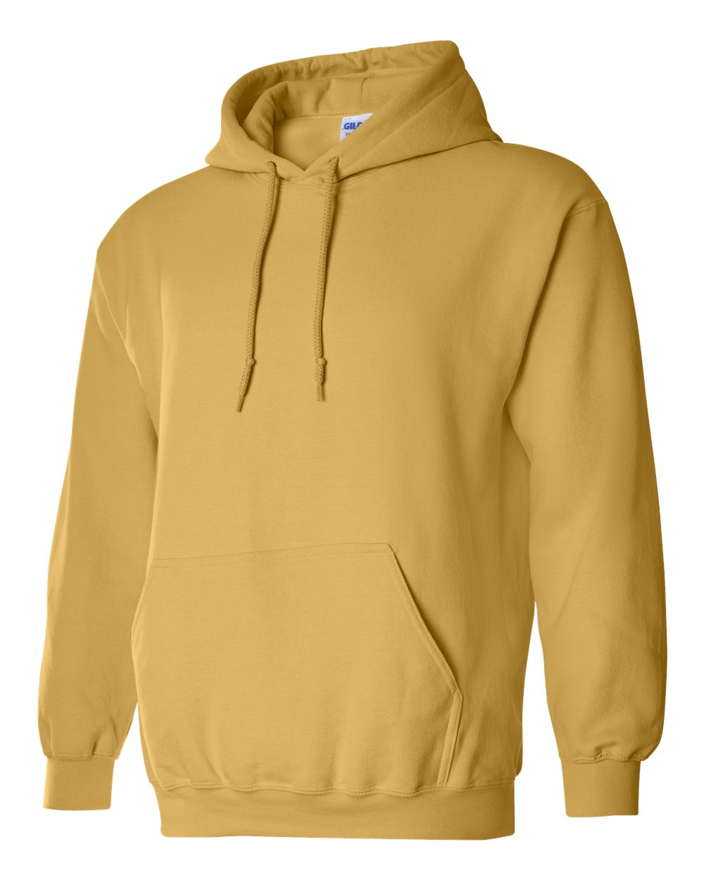 Gildan Heavy Blend Hooded Sweatshirt GI18500 Honey