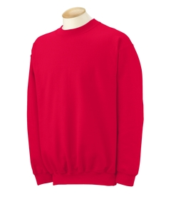 Gildan Ultra Blend sweater GI12000 Red