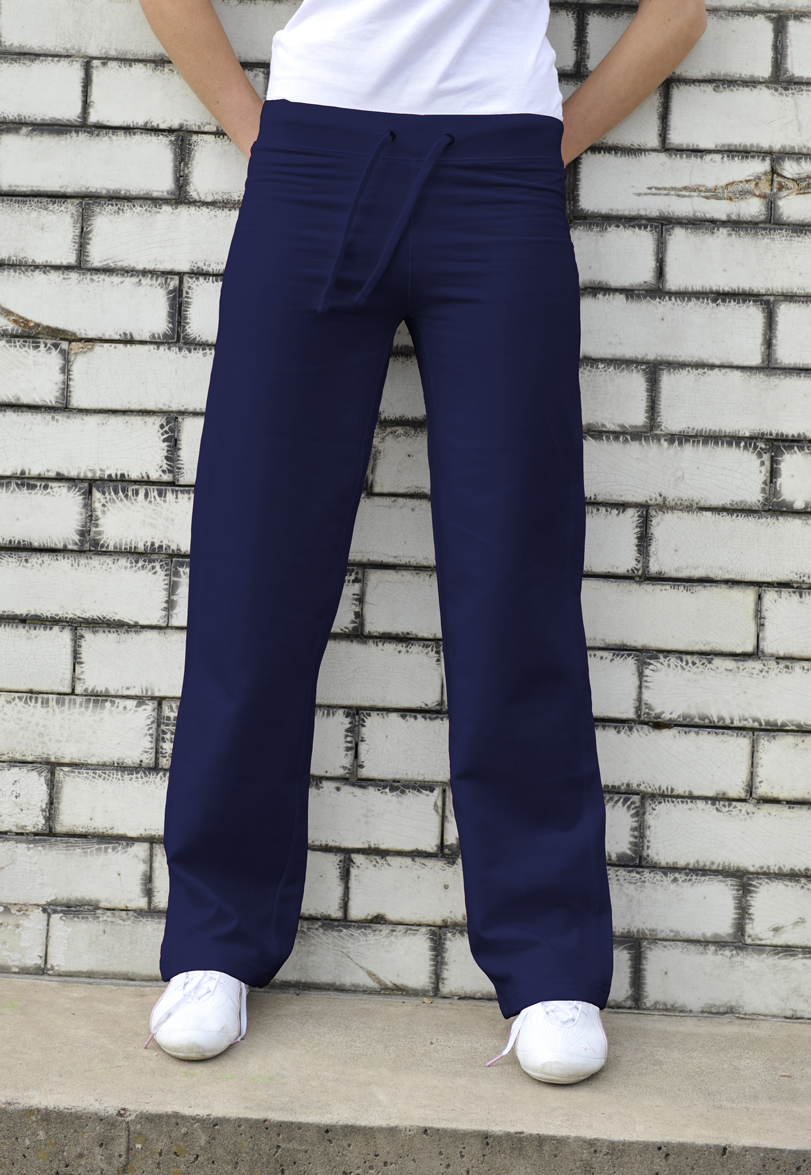 AWDis Girlie Joggingbroek JH075 French Navy