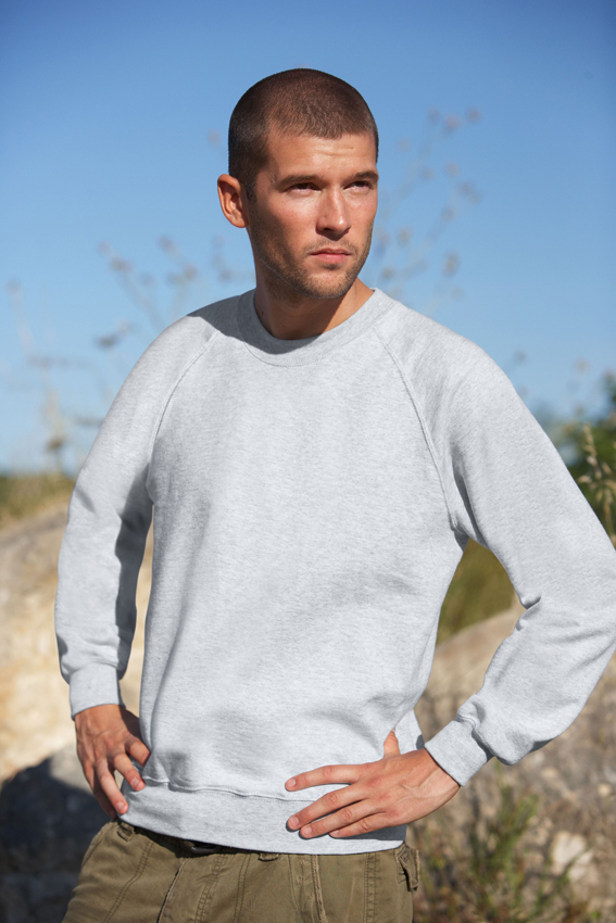 Fruit of the Loom Raglan Sweater SC4 foto
