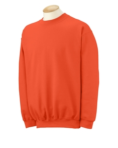 Gildan Ultra Blend sweater GI12000 Osha Orange