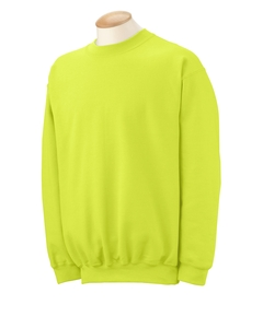Gildan Ultra Blend sweater GI12000 Safety Green