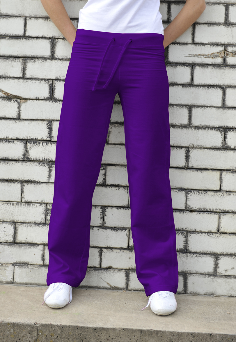 AWDis Girlie Joggingbroek JH075 Purple
