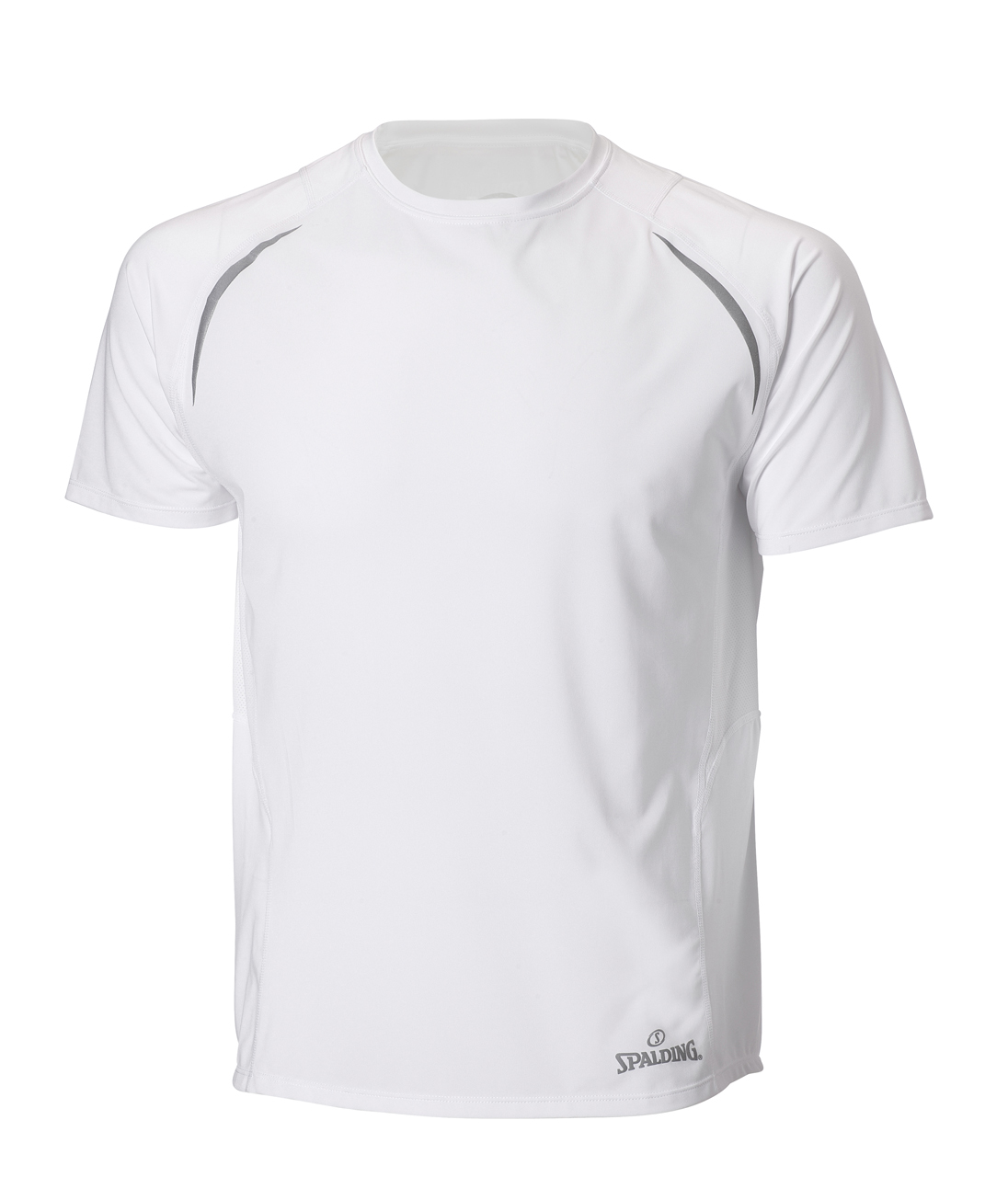 Spalding Endurance heren T-shirt Wit