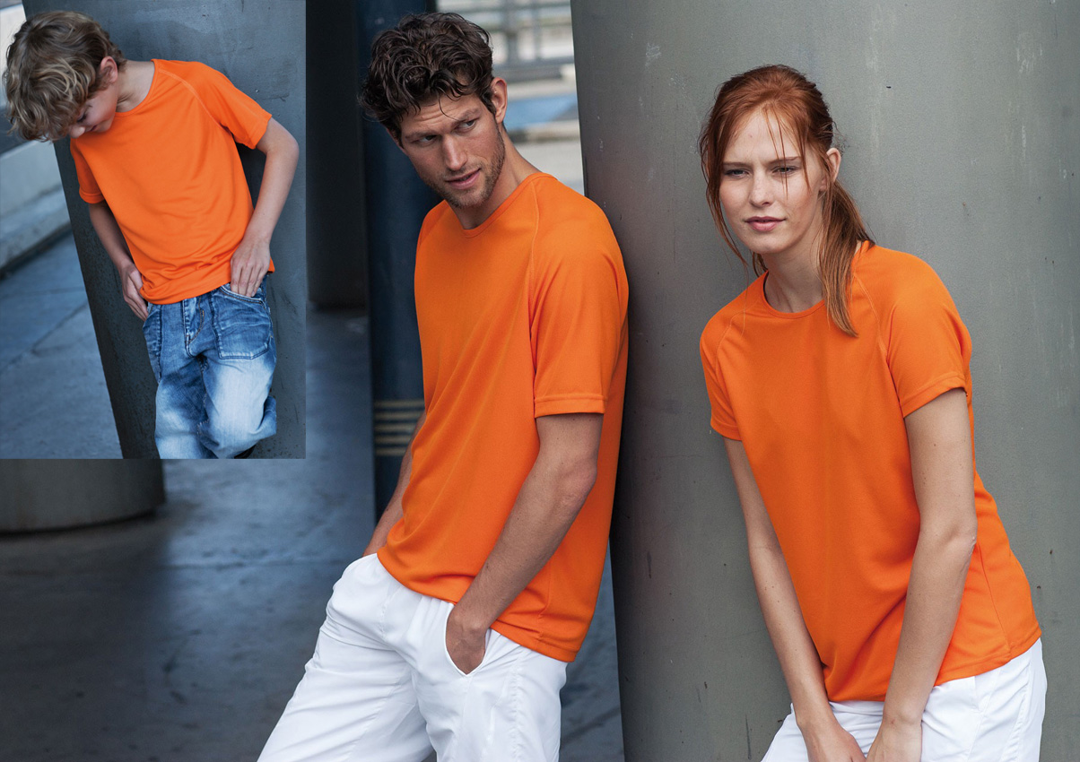 Heren Sport T-shirt KS017-KS030-KS032