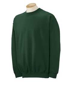 Gildan Ultra Blend sweater GI12000 Forest Green