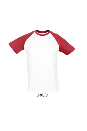 Sols White - Red