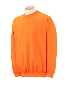 Gildan Ultra Blend sweater GI12000 Safety Orange