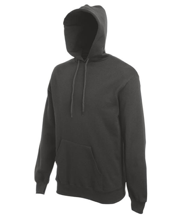 Fruit of the Loom hoodie sweater SC244C Light Graphite